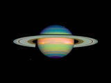 Cloud Cover on Saturn
