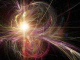 Higgs Boson  Conceptual Artwork