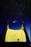 Telescope & Comet Hale-Bopp