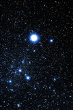 Constellation Canis Major with Halo Effect