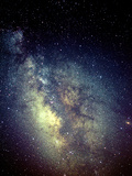 Central Region of the Milky Way
