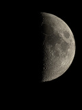 Waxing Half Moon