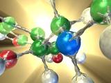 Adrenaline Hormone Molecule