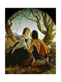 Hesperus  the Evening Star  Sacred to Lovers  1855