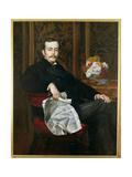 Portrait of Sir Francis Layland-Barratt (B1860)