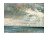 Study of Sea and Sky (A Storm Off the South Coast)