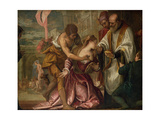 The Martyrdom and Last Communion of St Lucy