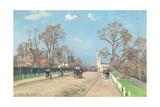The Road to Sydenham  1871