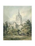 No0917 Christ Church  Oxford  1794