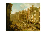 The High Street  Exeter  1797