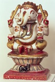 Ganesh  Rajasthan  India  Late 19th Century