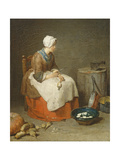 The Kitchen Maid  1738