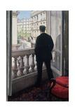 Man at the Window 1875