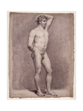 Academy Study of the Male Nude  1764