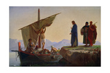 Christ Calling the Apostles James and John  1869