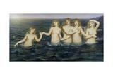 The Sea Maidens  1885-86