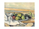 Still Life with Pears  C1879-82