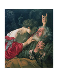 The Liberation of St Peter  1624