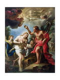 The Baptism of Christ  1723