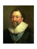Portrait of William Herbert the Younger  3rd Earl of Pembroke (1580-1630)