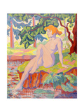The Bather  1898