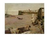 An October Morning  1885