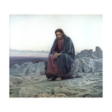 Christ in the Wilderness  1873