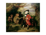 The Travelled Monkey  1827