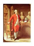 Portrait of Sir Thomas Gascoigne  8th Baronet  1779