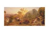 Harvest in the Vineyard  1859
