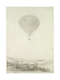 The Montgolfier Brothers  C1800-08