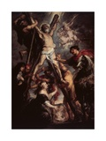 The Martyrdom of St Andrew  1637