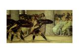 Pyrrhic Dance  1869