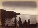 Lake Tahoe  Usa  1860-80