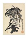 Shoki the Demon Queller  C1849-53