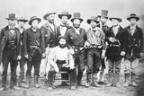Dr John Doy  with Fellow Anti-Slavery Campaigners  1859
