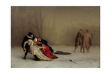 The Duel after the Masquerade  1857-59