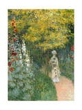 Rose Garden  1876