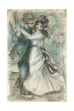 The Dance  1883