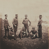 Officers of the 68th (Durham) Regiment of Foot (Light Infantry) from an Album of 52 Photographs…
