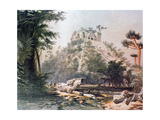 View of El Castillo  1844