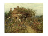 A Cottage Near Brook  Witley  Surrey