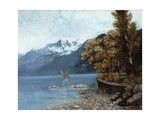 Lake Leman  1874