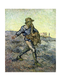 The Sower (After Millet) 1890