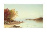 Narragansett Bay  Autumn  Rhode Island