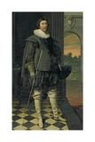 The Marquis of Hamilton (1589-1625)
