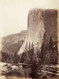 El Capitan  Yosemite National Park  Usa  1861-75