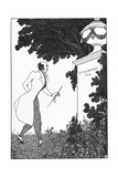 Et in Arcadio Ego  Illustration from 'The Savoy'  1896