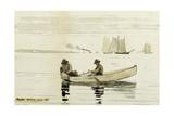 Boys Fishing  1880