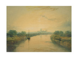 On the River Ouse